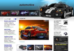car template free
